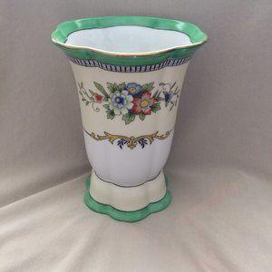 Vintage Noritake China Roseara Pattern Vase